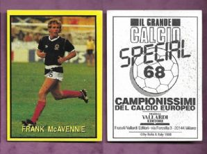 Scotland Frank McAvennie Glasgow Celtic 68 (2)